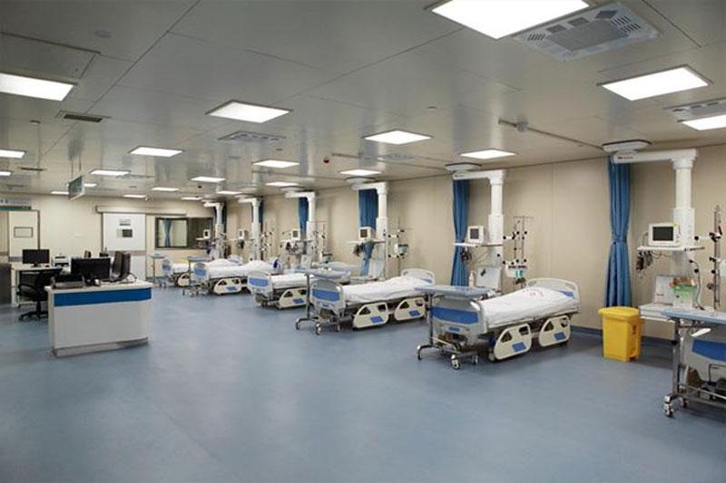 icu病房设备装修