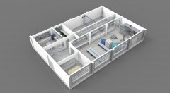 浅谈净化工程中洁净室等级百级、千级、万级、十万级的划分标
