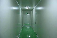 净化工程要想长期保持洁净室的洁净度请看下文!