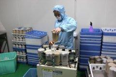 签约广元生态农业食用菌洁净车间装修